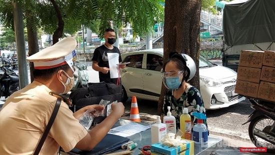 Hà Nội: Trong 24 giờ xử phạt 119 trường hợp vi phạm quy định phòng, chống dịch