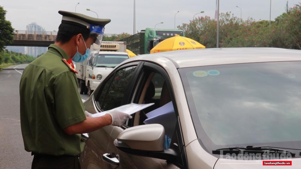 Trong 24 giờ qua, Hà Nội xử phạt 168 trường hợp vi phạm quy định phòng, chống dịch
