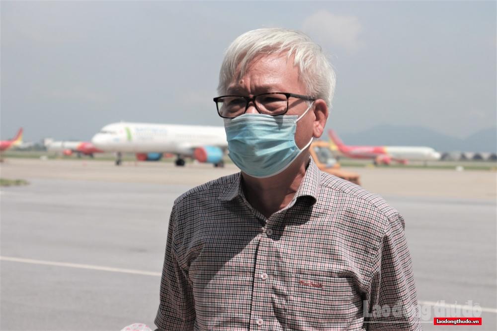 Khắc phục khó khăn, khẩn trương cải tạo đường băng sân bay Nội Bài