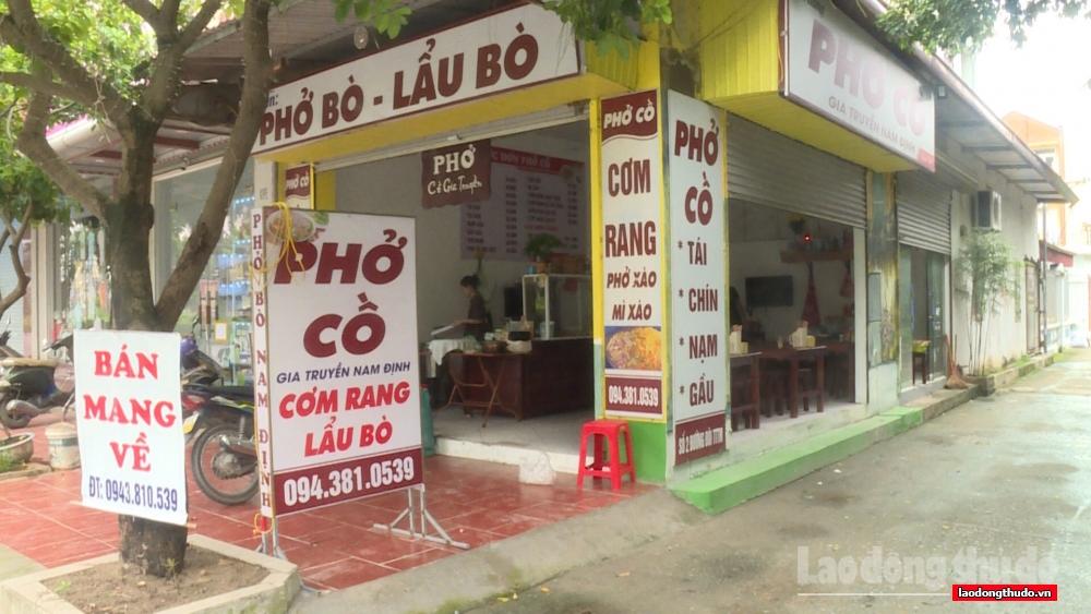Huyện Ứng Hòa: Nới lỏng nhưng quyết tâm không buông lỏng để phòng, chống dịch