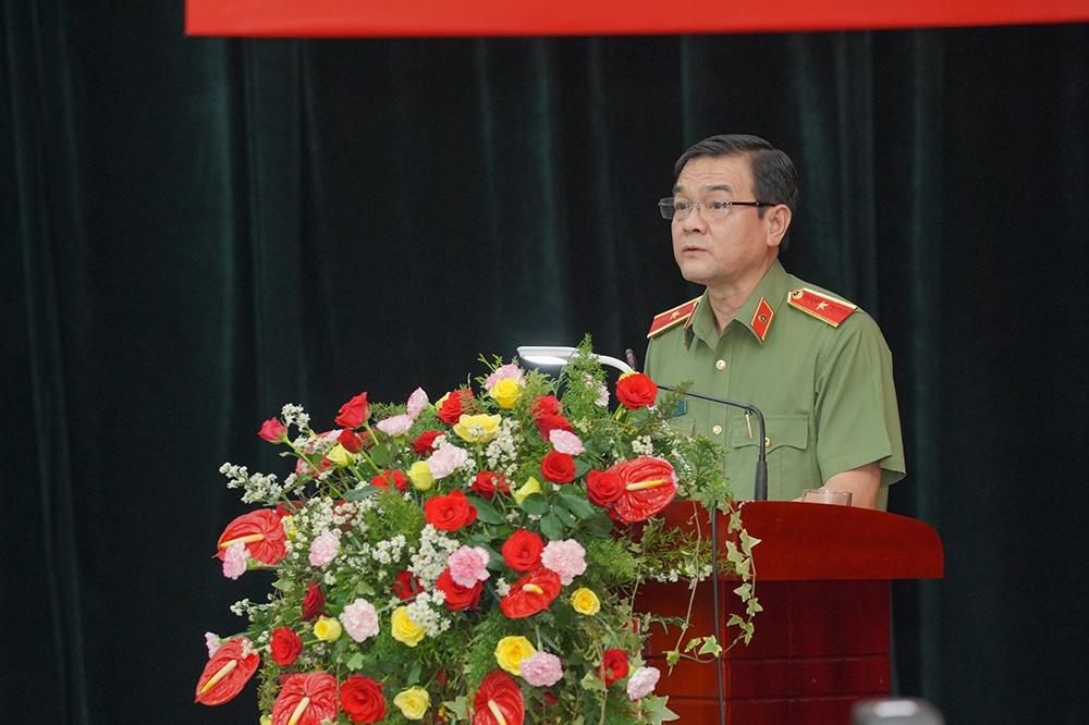 Tập đoàn Hưng Thịnh tặng gói thiết bị phòng cháy chữa cháy hơn 22 tỷ cho Công an Thành phố Hồ Chí Minh