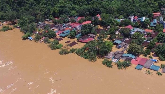 Cảnh báo lũ trên các sông ở Nghệ An, Hà Tĩnh các sông từ Quảng Bình đến Phú Yên