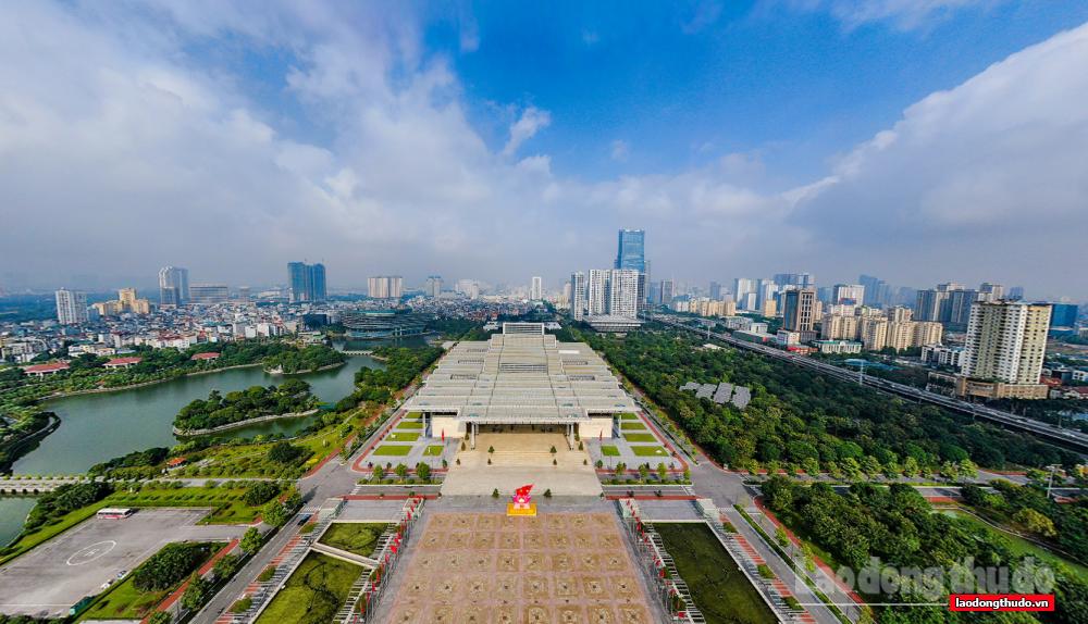 Thủ đô Hà Nội ngày càng văn minh, hiện đại hơn 6 thập kỷ xây dựng và phát triển