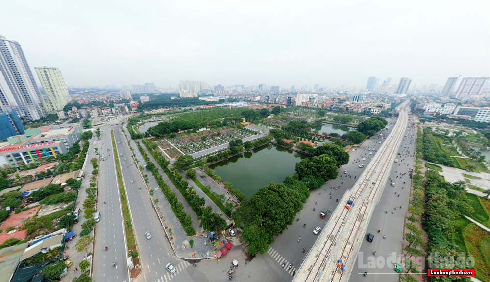 Hà Nội: Những góc nhìn từ trên cao