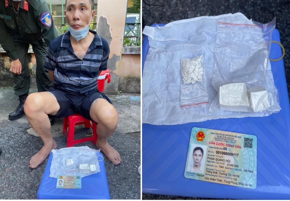 Tổ công tác 141 liên tiếp bắt giữ nhiều đối tượng tàng trữ trái phép ma túy