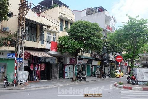 Con phố có nhiều tên gọi nhất Hà Nội