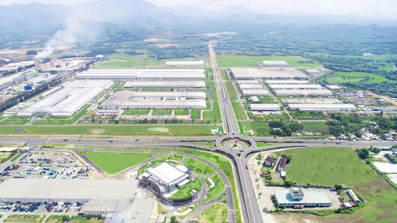 THACO phát triển khu công nghiệp sản xuất linh kiện phụ tùng ô tô quy mô lớn