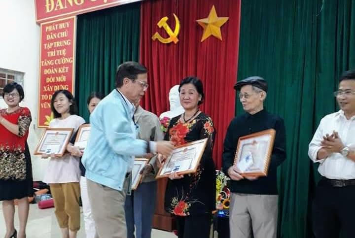 Phường Trung Văn tổ chức nhiều hoạt động thiết thực hướng về ngày Đại đoàn kết toàn dân