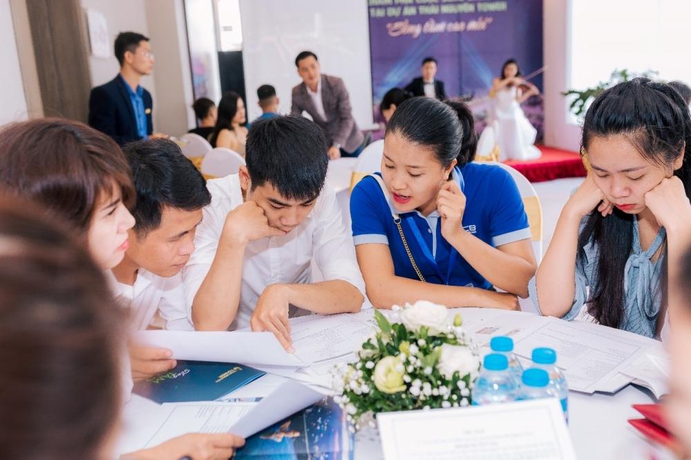 Sức hút mạnh mẽ tại thị trường bất động sản khu vực của dự án Thái Nguyên Tower