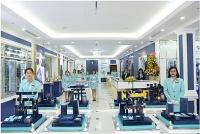 Khai trương Trung tâm Vàng bạc Đá quý Thời trang AJC 98 Phố Huế