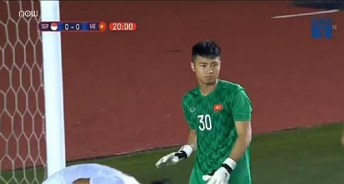 Vì sao HLV Park Hang Seo không chọn Bùi Tiến Dũng trong trận gặp Singapore?