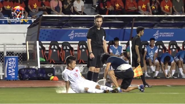 Quang Hải chính thức vắng mặt trong trận gặp U22 Thái Lan