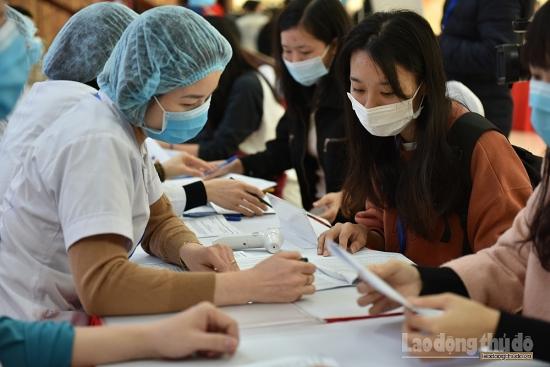 Dự án tiêm thử nghiệm vaccine Covid-19 chính thức bước vào giai đoạn tuyển tình nguyện viên