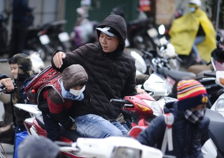 Đêm 29/12, Hà Nội chuyển rét đậm, rét hại nhiệt độ thấp nhất từ 8 độ