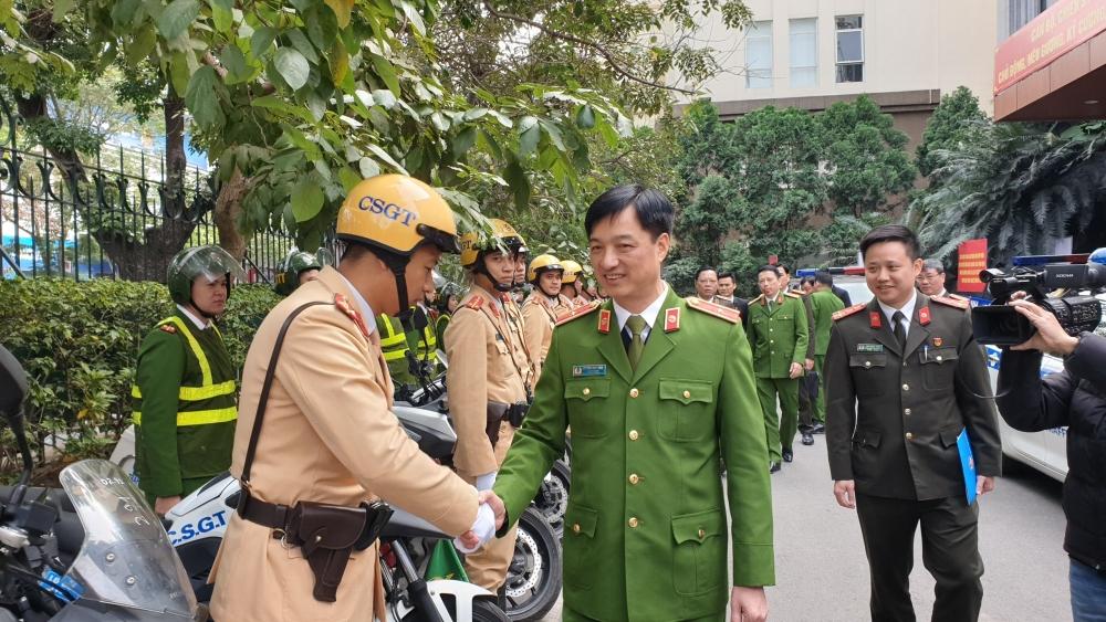 Hà Nội: Phát động lễ ra quân triển khai Đợt cao điểm cấp căn cước công dân lưu động