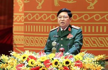 """Đại tướng Ngô Xuân Lịch: """"Xây dựng nền quốc phòng toàn dân trong tình hình mới"""""""