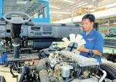 Sản xuất công nghiệp tiếp tục tăng trưởng trong 2 tháng đầu năm 2016