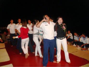 Những vũ công nơi đầu sóng ngọn gió