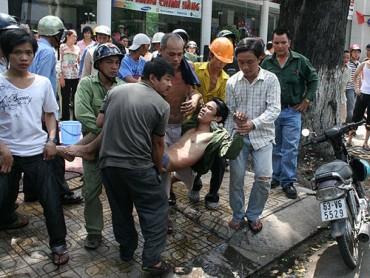 Thiếu kinh nghiệm, lao động trẻ dễ  bị tai nạn lao động