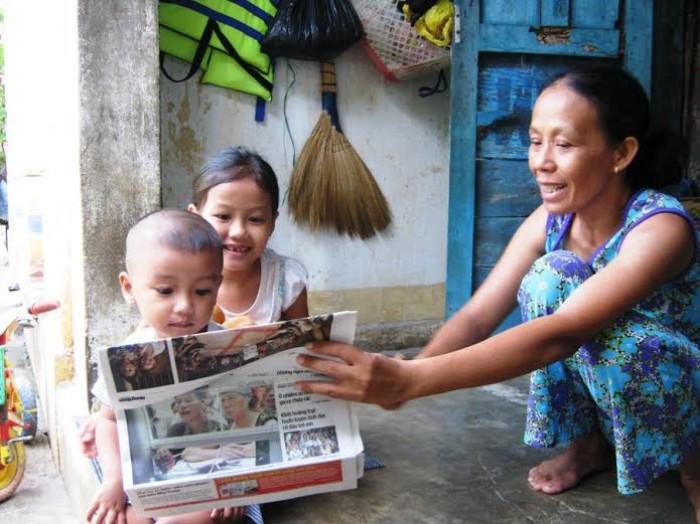 Kỳ lạ cậu bé gần 3 tuổi đã biết đọc