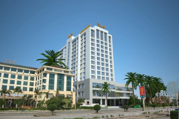 Sắp khai trương khách sạn 5 sao Mường Thanh Luxury Nhật Lệ
