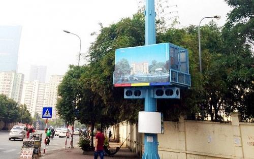 Trạm BTS thân thiện với môi trường, góp phần làm đẹp đô thị