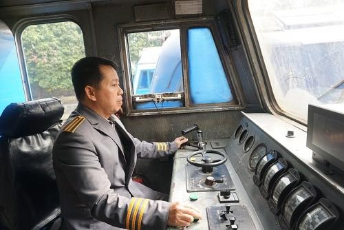 Đón tết trên những chuyến tàu
