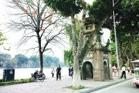 Tháp Hòa Phong dãi dầu cùng năm tháng
