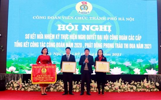 Công đoàn Bảo hiểm xã hội Hà Nội: Triển khai hiệu quả các phong trào thi đua