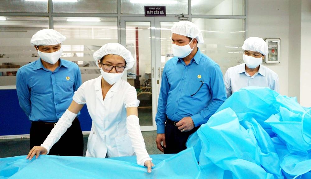 Xứng đáng với niềm tin của Đảng và giai cấp công nhân Việt Nam