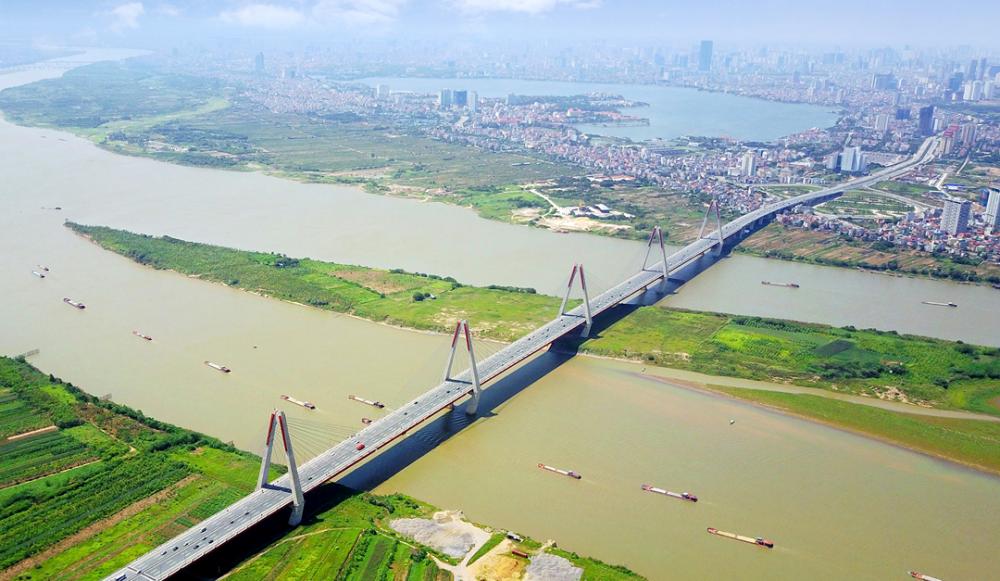 Khơi dậy nguồn lực ven sông Hồng