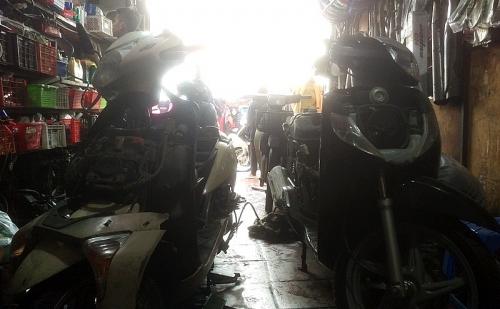 Bảo dưỡng xe máy ngày cận Tết, đừng để mất tiền vô lý