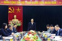 Huyện Gia Lâm cần xây dựng văn kiện theo hướng phát triển thành quận
