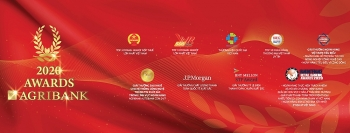 Agribank năm 2020 - Một năm gặt hái nhiều giải thưởng uy tín