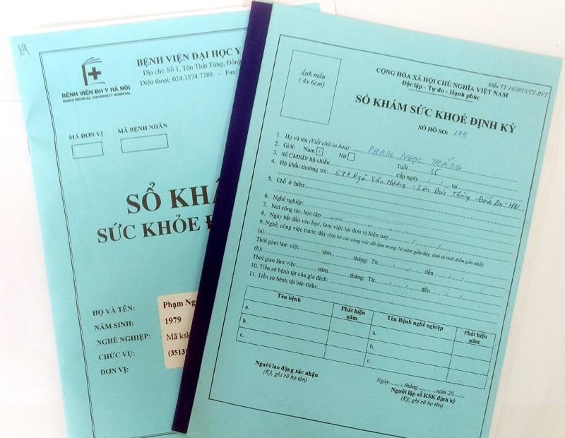 Chính thức áp dụng hồ sơ bệnh án điện tử thay cho sổ khám bệnh