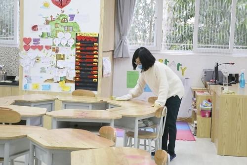 Những việc giáo viên cần làm để phòng chống dịch Covid-19 trong trường học