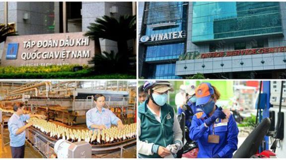 Lao động khu vực doanh nghiệp Nhà nước giảm 2,6%