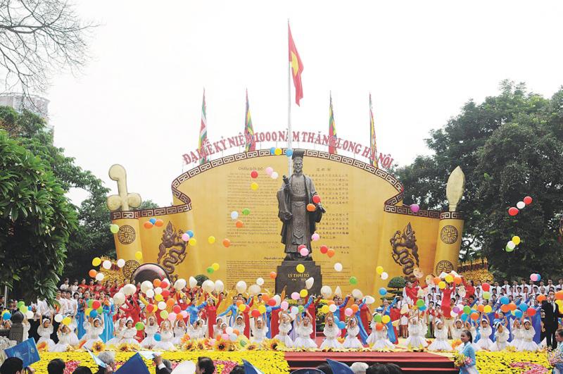 Đảng bộ thành phố Hà Nội, những dấu son lịch sử vẻ vang