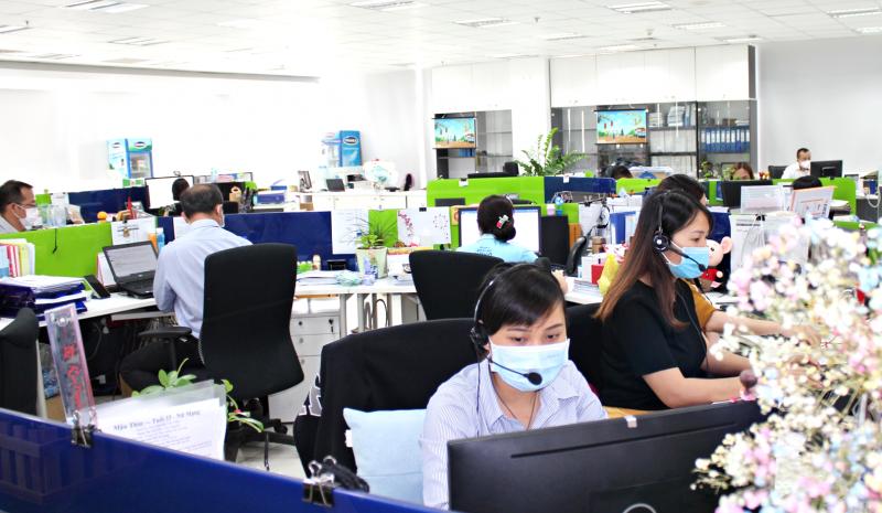 Bảo vệ sức khỏe người lao động: Ưu tiên của doanh nghiệp mùa dịch Covid-19