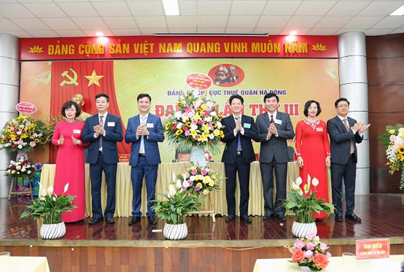 Quận Hà Đông đảm bảo tiến độ Đại hội Đảng bộ cơ sở