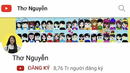 Đề nghị TikTok Việt Nam xử lý clip phản cảm trên kênh Thơ Nguyễn