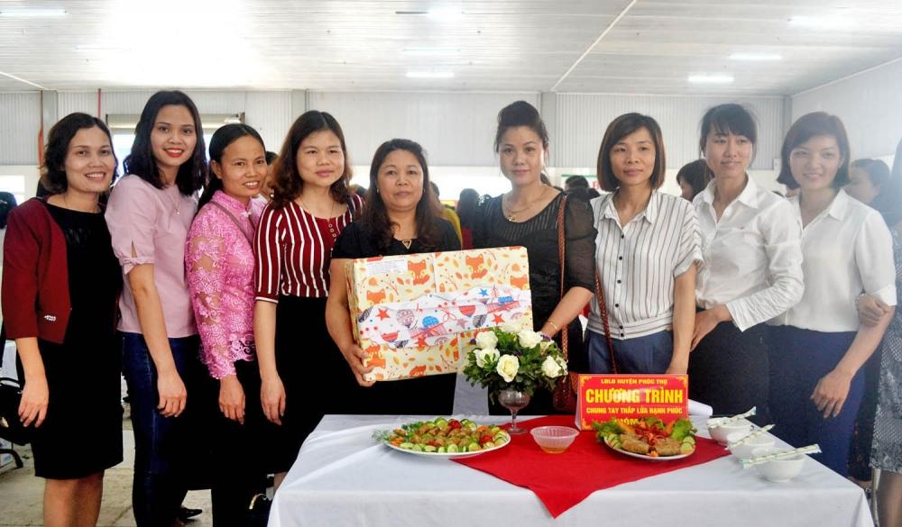 Chú trọng nâng cao hiệu quả công tác nữ công