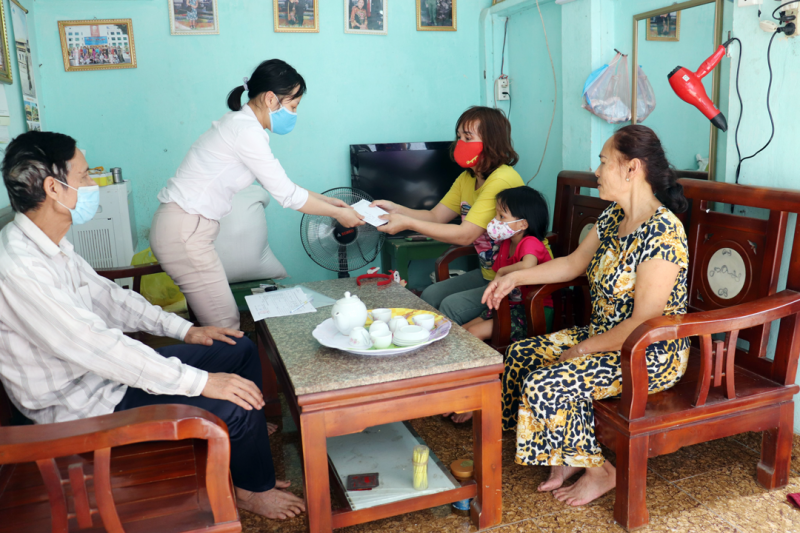 Dồn sức giải ngân gói hỗ trợ an sinh xã hội