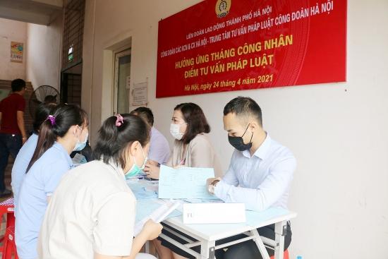 Tháng Công nhân tiếp thêm động lực cho người lao động