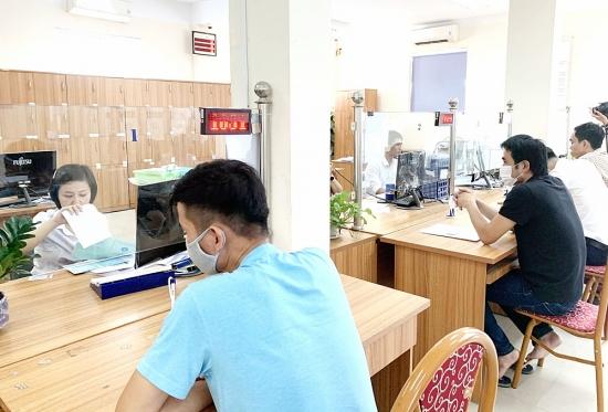 Đảng bộ Bảo hiểm xã hội thành phố Hà Nội phát huy vai trò nêu gương