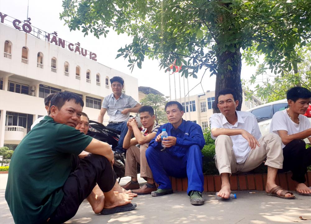 hang tram lao dong bi no luong
