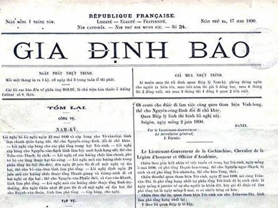 Báo chí Việt Nam trong dòng chảy thời gian