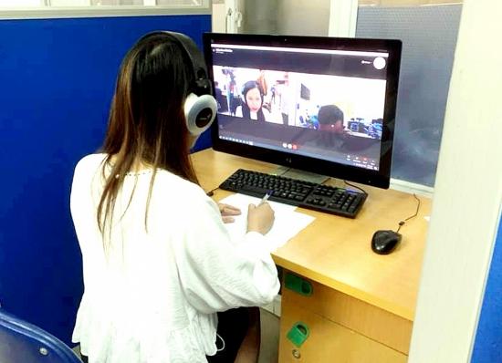 Tăng cường tuyển dụng trực tuyến trong mùa dịch