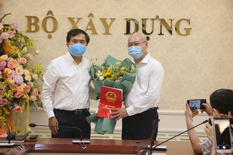 Ông Nguyễn Thái Bình làm Tổng Biên tập Tạp chí Xây dựng