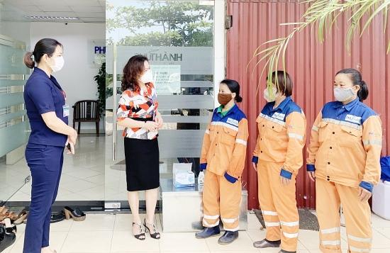 Liên đoàn Lao động quận Long Biên: Làm tốt công tác phục vụ đoàn viên, người lao động